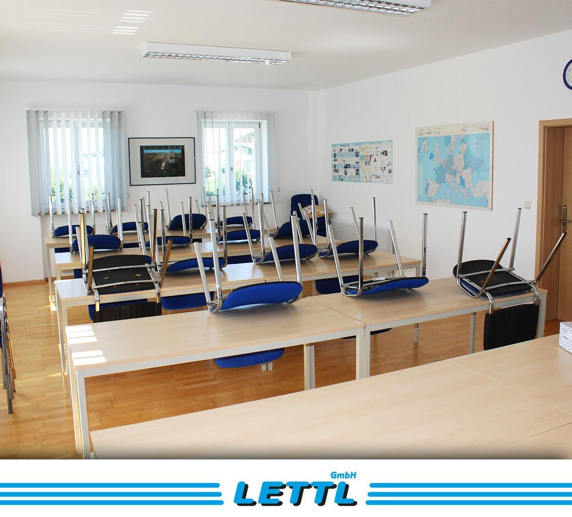 Die Weiterbildung bei Lettl